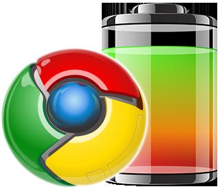 Браузер Chrome быстрее разряжает ноутбук под управлением Windows