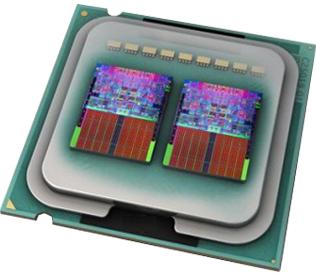 Намного ли быстрее процессоры с несколькими ядрами