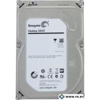 Гибридный жесткий диск Seagate Desktop SSHD 2TB (ST2000DX001)