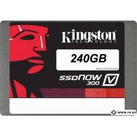 SSD Kingston SSDNow V300 240GB (SV300S37A/240G)