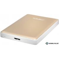 Внешний жесткий диск Hitachi Touro S 1TB Gold (HTOSEA10001BGB)