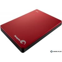 Внешний жесткий диск Seagate Backup Plus Portable Red 1TB  (STDR1000203)
