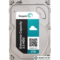 Жесткий диск Seagate Enterprise Capacity 5TB (ST5000NM0084)