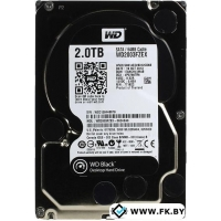 Жесткий диск WD Black 2TB (WD2003FZEX)