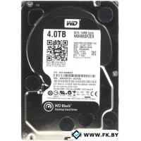 Жесткий диск WD Black 4TB (WD4003FZEX)