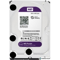 Жесткий диск WD Purple 4TB (WD40PURX)