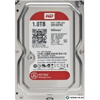 Жесткий диск WD Red 1TB (WD10EFRX)