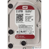 Жесткий диск WD Red 2TB (WD20EFRX)