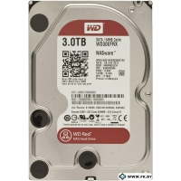 Жесткий диск WD Red 3TB (WD30EFRX)