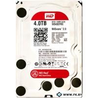 Жесткий диск WD Red 4TB (WD40EFRX)