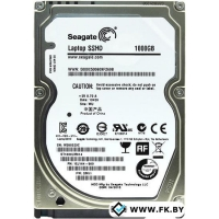 Гибридный жесткий диск Seagate Laptop SSHD 1TB (ST1000LM014)