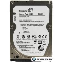 Гибридный жесткий диск Seagate Laptop SSHD 500GB (ST500LM000)