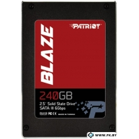 SSD Patriot Blaze 240GB (PB240GS25SSDR)