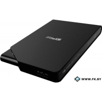 Внешний жесткий диск Silicon-Power Stream S03 2TB Black (SP020TBPHDS03S3K)