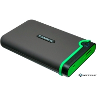 Внешний жесткий диск Transcend StoreJet 25M3 500GB (TS500GSJ25M3)
