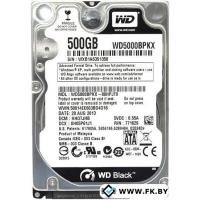 Жесткий диск WD Black 500GB (WD5000BPKX)