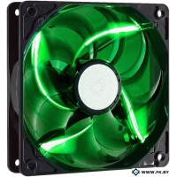 Кулер для корпуса Cooler Master SickleFlow 120 Green LED Fan (R4-L2R-20AG-R2)