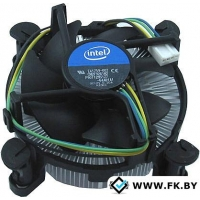 Кулер для процессора Intel Original PWM (S1155/1156) 4-pin