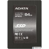 SSD A-Data Premier Pro SP900 64GB (ASP900S3-64GM-C)