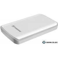 Внешний жесткий диск Transcend StoreJet 25D3 1TB (TS1TSJ25D3-W) White