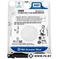 Жесткий диск WD Blue 320GB (WD3200LPVX)