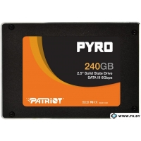 SSD Patriot Pyro 240GB (PP240GS25SSDR)