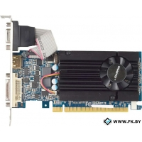 Видеокарта Gigabyte GeForce GT 610 2GB DDR3 (GV-N610D3-2GI)