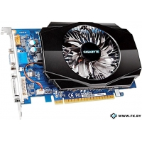 Видеокарта Gigabyte GeForce GT 730 2GB DDR3 (GV-N730-2GI)