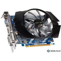 Видеокарта Gigabyte GeForce GT 740 OC 1024MB GDDR5 (GV-N740D5OC-1GI)
