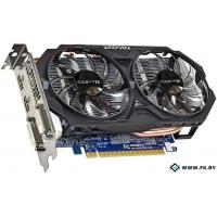Видеокарта Gigabyte GeForce GTX 750 Ti OC 2GB GDDR5 (GV-N75TOC-2GI)