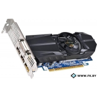 Видеокарта Gigabyte GeForce GTX 750 Ti OC 2GB GDDR5 (GV-N75TOC-2GL)