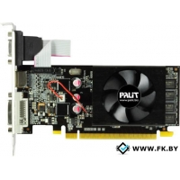 Видеокарта Palit GeForce GT 610 2GB DDR3 (NEAT6100HD46-1196F)