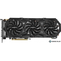 Видеокарта Gigabyte GeForce GTX 980 WindForce 3 OC 4GB GDDR5 (GV-N980WF3OC-4GD)