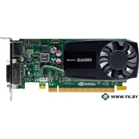 Видеокарта PNY Quadro K620 2GB DDR3 (VCQK620-PB)