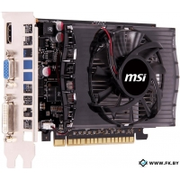 Видеокарта MSI GeForce GT 730 4GB DDR3 (N730-4GD3)