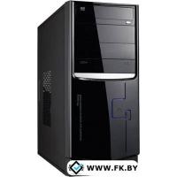 Корпус Delux DLC-MV872 Black/Silver 450W