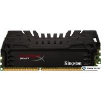 Оперативная память Kingston HyperX Beast 2x4GB KIT DDR3 PC3-17000 (HX321C11T3K2/8)