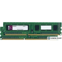 Оперативная память Kingston ValueRAM 2x4GB KIT DDR3 PC3-12800 (KVR16N11S8K2/8)