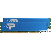 Оперативная память Patriot Signature 2x8GB KIT DDR3 PC3-12800 (PSD316G1600KH)