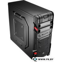 Корпус AeroCool GT Advance Black Edition