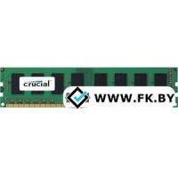 Оперативная память Crucial 4GB DDR3 PC3-12800 (CT51264BA160BJ)