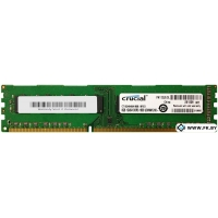 Оперативная память Crucial 8GB DDR3 PC3-12800 (CT102464BA160B)