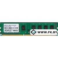 Оперативная память GeIL 4GB DDR3 PC3-10600 (GN34GB1333C9S)