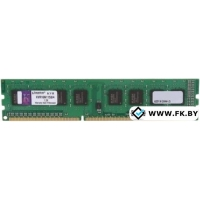 Оперативная память Kingston ValueRAM 4GB DDR3 PC3-12800 (KVR16E11S8/4)