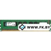 Оперативная память Kingston ValueRam 4GB DDR3 PC3-12800 (KVR16LE11S8/4)