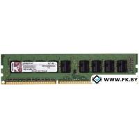 Оперативная память Kingston ValueRAM 8GB DDR3 PC3-12800 (KVR16E11/8)