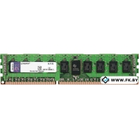 Оперативная память Kingston ValueRAM 8GB DDR3 PC3-12800 (KVR16R11S4/8)