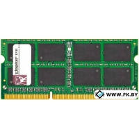 Оперативная память Kingston ValueRAM 8GB DDR3 SO-DIMM PC3-12800 (KVR16LS11/8)