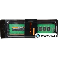 Оперативная память QUMO 4GB DDR4 DIMM PC4-17000 (QUM4U-4G2133C15)