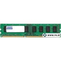 Оперативная память GOODRAM 4GB DDR3 PC3-12800 (GR1600D364L11/4G)